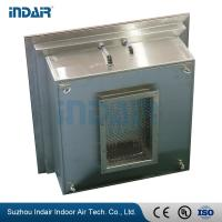 China Customize Size HEPA Box High Strength Welded Construction With DOP Test on sale