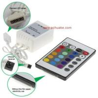 LED Rgb Controller,24 Key Infrared Control
