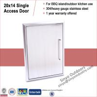 Quality Barbecue Grill Access Doors Stainless wholesale