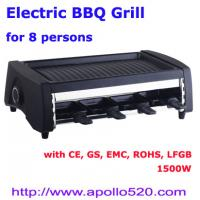 China Professional Electric Grills on sale