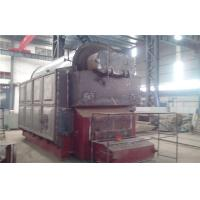 Cheap Dual Fuel Oil Fired Industrial Steam Boilers With PLC and 5.7 Touch Panel for sale
