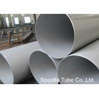 "Quality ASME SA312 NPS 1/2""-24"" Welded Stainless Steel Tube TIG Pipe Grade TP321 304 316L wholesale"
