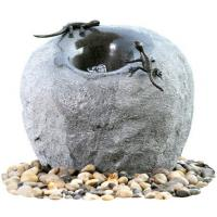 Quality Multi Size Cement Water Fountains / Stone Water Fountains For Gardens wholesale