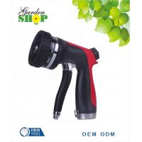 China Front Trigger 8-Pattern Water Spray Nozzle with Plastic Nozzle LY-1608-8 on sale