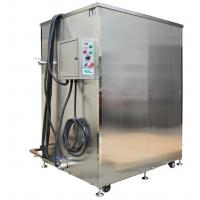Quality Customized Size Ultrasonic Filter Cleaning Machine With Power Adjustable wholesale
