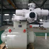Quality Chemical Resistance Actuator Valve Well - Adapted Motor Operated Valve wholesale
