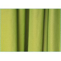 Quality Polyester Warp Knitted Small Hole Tricot Mesh Fabric No Stretch and Tear-Resistant wholesale