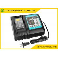 China DC18RA DC18RC 6A Cordless Battery Charger , Universal Battery Charger For Power Tools on sale