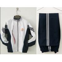 Buy cheap 6-16year students school uniform white jacket from wholesalers