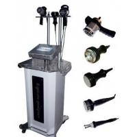 Quality Strong Sonic RF Cavitation Slimming Machine Vacuum Multi-polar With Vertical Speed wholesale