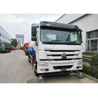 Buy cheap 10 - 25 Tons Loading Diesel Tanker Truck / 6x4 Water Tanker Truck 15 - 25CBM from wholesalers