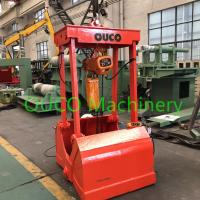Quality electric hoist grab for bulk cargo used for factory portable type easy operation wholesale