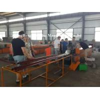 Quality Garage Roller Shutter Door Roll Forming Machine 5.5kw Cold Form Fireproofing wholesale