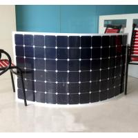 Quality Bestselling Flexible solar panel 180W sunpower cell panel lower cost wholesale