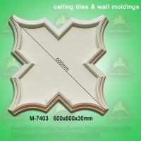 Quality New style decorative PU ceiling tiles/wall mouldings wholesale