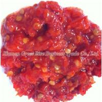 Quality Minced Red Chili Sauce Seasoning wholesale