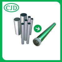 China A6003 Aluminium Oval Tube for HP printer OPC Drum on sale