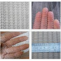 Quality Plain Weave Stainless Steel Knitted Wire Mesh 0.5-2m Width For Demister Pad wholesale