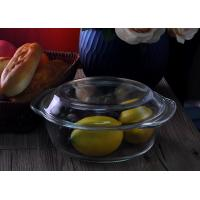 Buy cheap Clear Glass Salad Bowls  from wholesalers