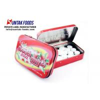 Quality Private Label Mystifying Mints Sugarless Hard Candy Strawberry Flavor OEM wholesale