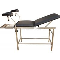 Quality Light Gynecology Exam Chair , Gynae Examination Beds Stainless Steel Frame wholesale