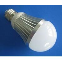 China Low energy household 5W E27 Dimmable LED Light Bulbs fixtures 85V - 265V AC, 450lm  on sale