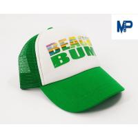China Fashion Custom Dri Fit Fitted Baseball Caps , Mesh Personalized Baseball Hats For Girls And Boys on sale