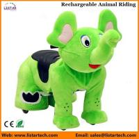 Quality Rechargeable Battery Motorized Rides invest in kids amusement toys from China supplier wholesale