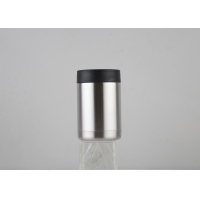 Quality 80x100mm 201 Stainless Steel 350CC Insulated Food Jar wholesale