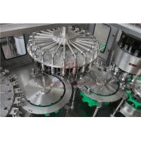 Quality Multi Filling Head Plastic Hot Juice Filling Machine Drinking Water Production Line wholesale