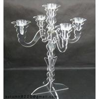 Quality CH (7) acrylic candlestick holder wholesale
