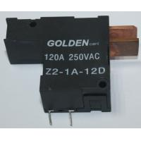100A / 250V DC Power Relay General Purpose Relay 80A Switching Capability
