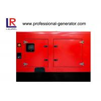 Quality CE Certificate 725kVA Diesel Cummins Generators With Water Cooling Low Noise wholesale