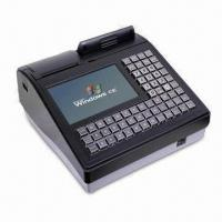 Quality 7 Inches All-in-1 POS Terminal with Customer Display, Touch Screen and Microsoft Windows CE wholesale