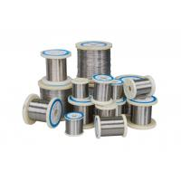 Quality X20H80 Ni80Cr20 Heat Resistant Alloys / Heat Resistant Wire With ISO9001 Certificate wholesale