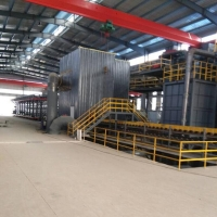 China Clay Sand Process Moulding Sand Casting Foundry on sale