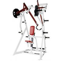 Quality Safety Iso Lateral Dy Row Machine , Health Keeping Plate Loaded Exercise Equipment wholesale