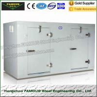 Quality Temperature Controls Insulated Sandwich Panels Chilled Cold Storage Room wholesale
