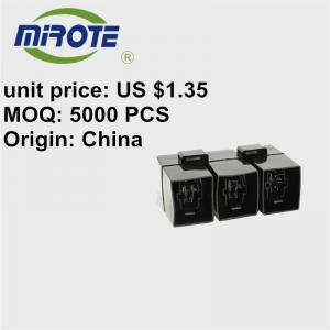 Quality Three Sets Auto Electrical Relays For Korean KIA Auto Relay , 40a Automotive Relay KK-Y01-61-580 wholesale