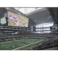 China Soundboss SMD3528 P8 Full Color Indoor High Definition Stadium Led Display Screen on sale