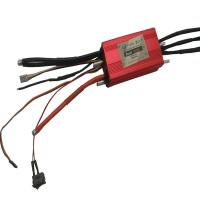 Quality Waterproof Brushless RC Boat ESC Speed Controller 16S 400A With 5V 0.5A BEC / Switch wholesale