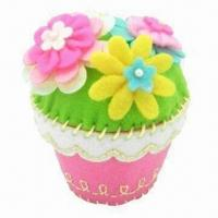 China DIY Felt Craft for Sewing Potted, Easy and Fun Sewing on sale