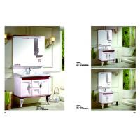 Quality SASO 80 X 52 X 85 Cm Square Sinks Bathroom Vanities Modern Ceramic Wash Basin wholesale