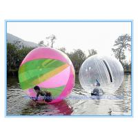 Quality Excellent Inflatable Water Ball Unique Commercial Water Walking Bumper Ball(CY-M2716) wholesale