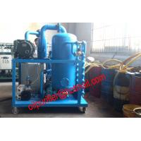 Quality Vacuum Evaporation Oil Purification Machine,Oil Refining For Used Dieletric/Insulation Oil wholesale