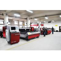 Quality HE 750 Watt YAG Laser Cutting Machine Water Cooling With Large Format wholesale