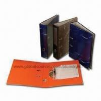 Quality Ring Binders, Eco-friendly, with CMYK/Pantone/Full Colors, Customized Sizes are Accepted wholesale