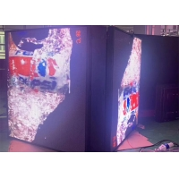 China Outdoor IP67 RGB SMD3535 P8 Double Sided LED Billboard on sale