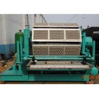 Quality Full Automatic Apple Tray Machine Custom Aluminum Mould Paper Pulp Forming wholesale