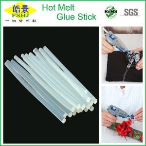 Quality High Viscosity White Transparent Hot Glue Sticks Eva For Art Making wholesale